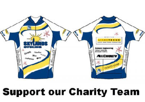 ca 2007 – Team Charity